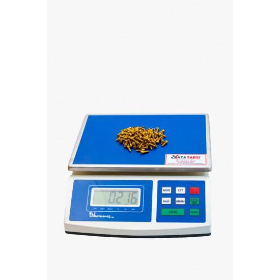 Dikomsan acs-z (3 kg-0.2 g) Tartım Terazisi